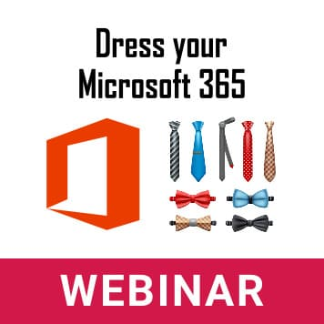 Dress your Microsoft 365